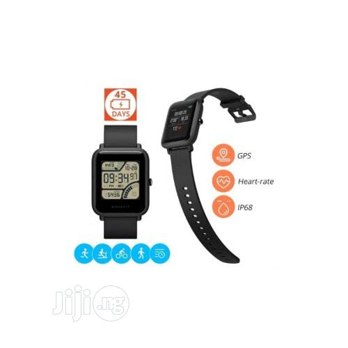 Xiaomi Amazfit Bip Lite Smart Watch. | Smart Watches & Trackers for sale in Ikeja, Lagos State, Nigeria