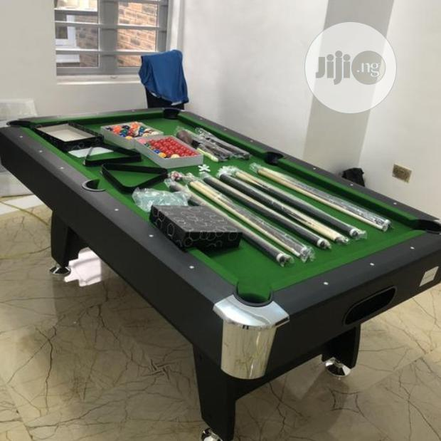 Quality Snooker Board