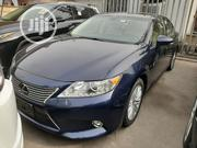 Lexus ES 2015 350 FWD Blue | Cars for sale in Lagos State, Amuwo-Odofin