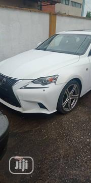 Lexus IS 2015 350 AWD White | Cars for sale in Lagos State, Ikeja