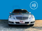 Mercedes-Benz E350 2010 Silver | Cars for sale in Lagos State, Lekki Phase 1
