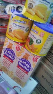 Gerber Lil Crunchies - Snacks | Baby & Child Care for sale in Lagos State, Ikeja