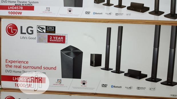 Lg Dvd 1000wts Home Theatre