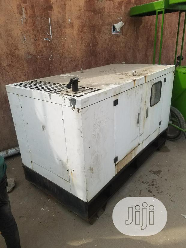 20kva Direct Used Soundproof Challon Generator