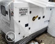 Perkins 30kva Sound Proof Generator   Electrical Equipment for sale in Lagos State, Ojo