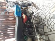 Bajaj Boxer 2015 Red   Motorcycles & Scooters for sale in Lagos State, Ajah