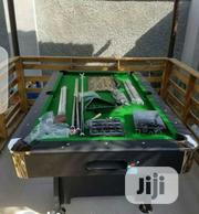 7feet Snooker Board With Complete Accessories   Sports Equipment for sale in Imo State, Owerri