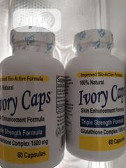 Ivory Caps Make You Fair, Smooth Skin Naturally   Vitamins & Supplements for sale in Lagos State, Lekki Phase 2
