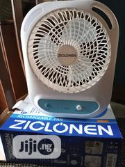 6 Inch USB Mini Solar Rechargeable Fan | Solar Energy for sale in Lagos State