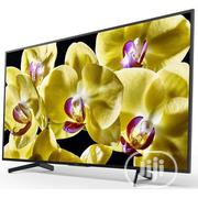 Sony 65'' Uhd 4K Androind Smart Tv-65x8g New Model+1 Year Warranty. | TV & DVD Equipment for sale in Lagos State, Ojo