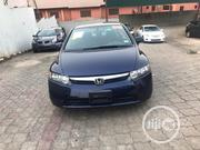 Honda Civic 2008 Blue | Cars for sale in Lagos State, Ikeja