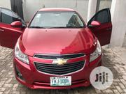 Chevrolet Cruze 2014 Red | Cars for sale in Lagos State, Lekki Phase 1