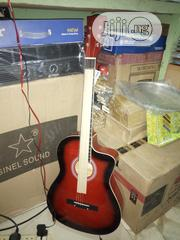 Brand New Acoustic Guitar | Musical Instruments & Gear for sale in Rivers State, Port-Harcourt