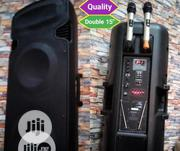"""Amaz Double 15"""" Public Address System   Audio & Music Equipment for sale in Lagos State, Ojo"""