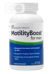 Fairhaven Health Motilityboost For Men: Support Sperm Motility White   Sexual Wellness for sale in Lagos State, Surulere