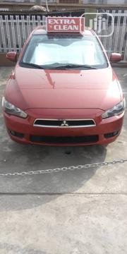 Mitsubishi Lancer / Cedia 2008 Red | Cars for sale in Lagos State, Ipaja