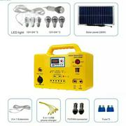 Portable Solar Energy Kit For Home Lighting | Solar Energy for sale in Rivers State, Obio-Akpor