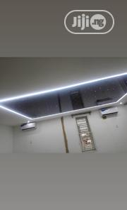 Stretch Ceiling Black Industrial | Building & Trades Services for sale in Lagos State, Ikeja