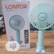 Lontor Mini Rechargeable Fan | Home Appliances for sale in Lagos State, Alimosho