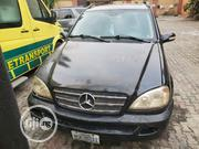 Mercedes-Benz M Class 2004 Black | Cars for sale in Rivers State, Port-Harcourt