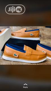 Lacoste Men'S Shoes (Brown ) | Shoes for sale in Lagos State, Lagos Island