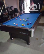 7feet Snooker Board With Complete Accessories | Sports Equipment for sale in Ogun State, Ilaro