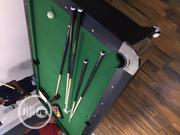 7feet Snooker Board With Complete Accessories   Sports Equipment for sale in Ogun State, Sagamu