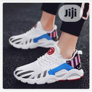 Men Running Shoes Leisure Sports Shoes-multicolor (Size 40-44)   Shoes for sale in Abuja (FCT) State, Central Business District