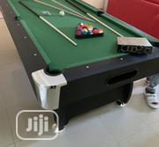 8feet Snooker Board With Complete Accessories | Sports Equipment for sale in Rivers State, Degema
