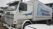 Tokunbo 92 Scania Six Tyres Container Truck With Superb Engine Spring   Trucks & Trailers for sale in Lagos State, Apapa