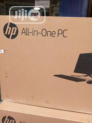 New Desktop Computer HP AiO 20 4GB Intel Core i3 HDD 500GB | Laptops & Computers for sale in Lagos State, Ikeja