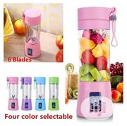 Mini Electric Juicer Cup, USB Rechargeable Juice Blender   Kitchen Appliances for sale in Lagos State, Lekki Phase 2