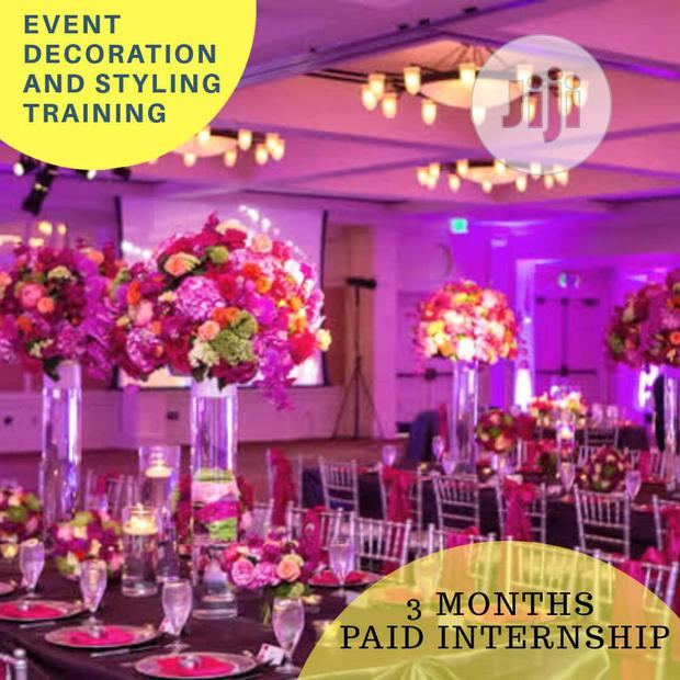 Event Decoration Training With Paid Internship