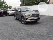 Infiniti QX 2019 Brown | Cars for sale in Lagos State, Victoria Island