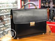Leather Business Bag By Mont Blanc   Bags for sale in Lagos State, Lagos Island