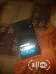 Samsung Galaxy S7 edge 32 GB Gold   Mobile Phones for sale in Sokoto State, Wamako