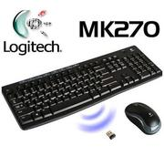 Logitech MK270 Wireless Keyboard And Mouse Combo. | Computer Accessories  for sale in Lagos State, Ikeja