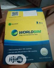 US/UK World Sim | Accessories for Mobile Phones & Tablets for sale in Lagos State, Ikeja