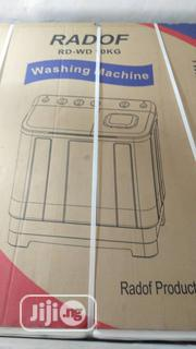 Quality Guaranteed 10kg RADOF Washing Machine | Home Appliances for sale in Lagos State, Ojo