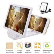3d Enlarged Screen Mobile Phone Magnifier - White | Accessories for Mobile Phones & Tablets for sale in Lagos State