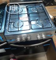 Strong Quality and Durable Maxi 4 Burner Gas Cooker With Grill | Kitchen Appliances for sale in Lagos State, Ojo