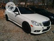 Mercedes-Benz E350 2010 White   Cars for sale in Abuja (FCT) State, Kubwa