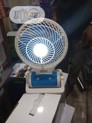 2 in 1 Rechargeable Fan With Lamp | Home Appliances for sale in Lagos State, Ikorodu