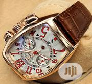 Franck Muller Leather Wristwatches Available | Watches for sale in Lagos State, Surulere