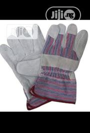 Grey Combination Hand Glove | Safety Equipment for sale in Lagos State, Lagos Island