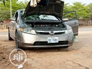 Honda Civic 2008 Gray | Cars for sale in Abuja (FCT) State, Central Business Dis