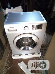 Washing Machine Silver Colour 6kg   Home Appliances for sale in Lagos State, Ojo