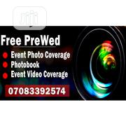 FREE Pre-wed And Affordable Wedding Package | Photography & Video Services for sale in Lagos State, Amuwo-Odofin