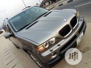 BMW X5 4.4i 2007 Gray | Cars for sale in Rivers State, Port-Harcourt