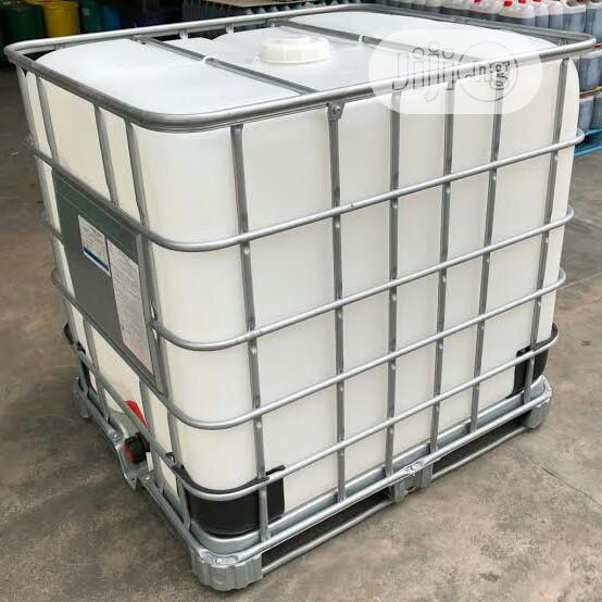 Ibc Caliberated 1000 Litres Tank